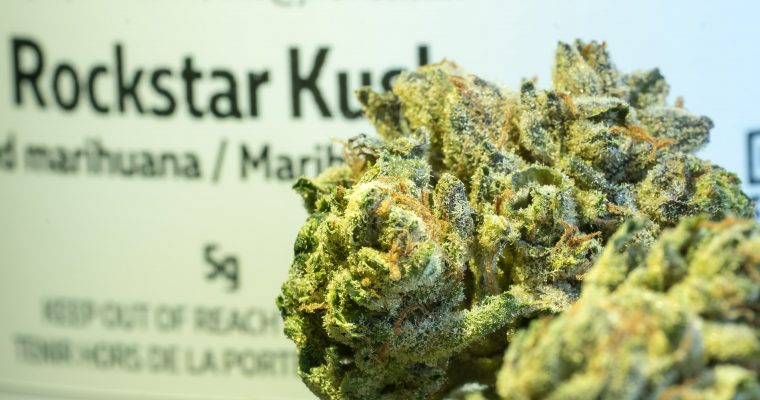 Rockstar Kush by James E Wagner Cultivation