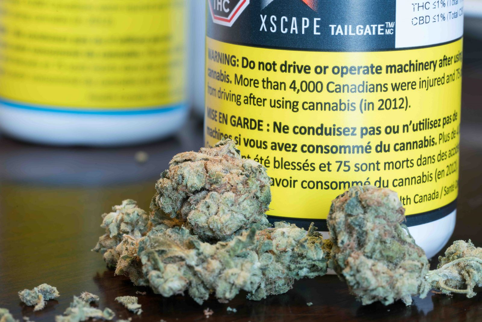 Diesel (Tailgate) by CannTrust (Xscape)